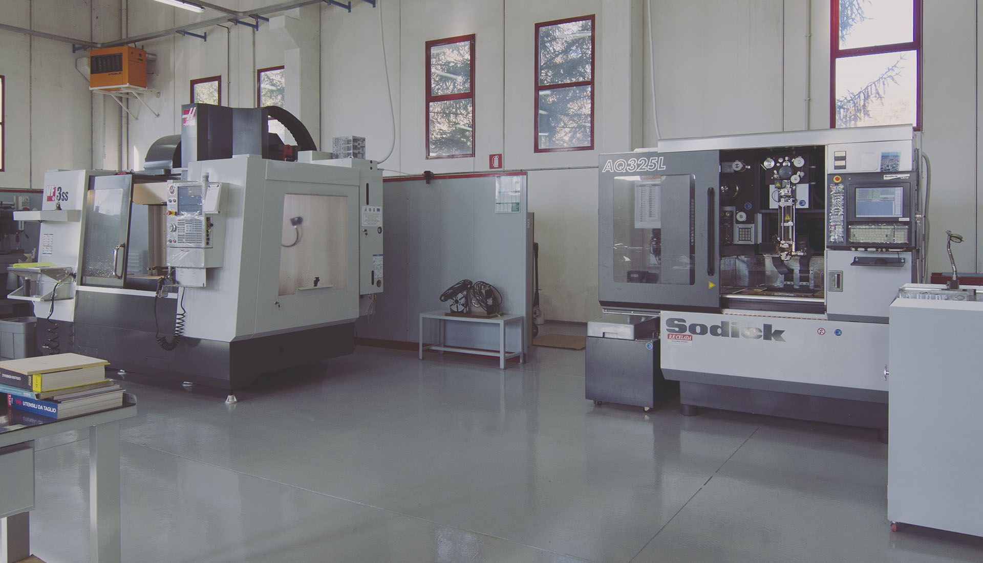 Equipment and special machines